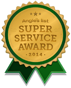 Padden Dental gets Angies List Super Service Award